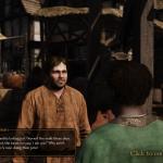 Mount & Blade 2: Bannerlord Диалоговая камера