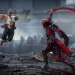 Mortal Kombat 11 Барака vs Скарлет