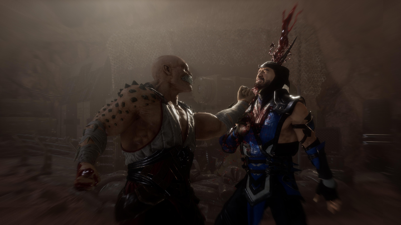 Барака vs Саб-Зиро - Mortal Kombat 11 6K
