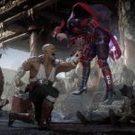 Mortal Kombat 11 Барака vs Скарлетт