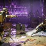 Mortal Kombat 11 Скорпион vs Саб-Зиро
