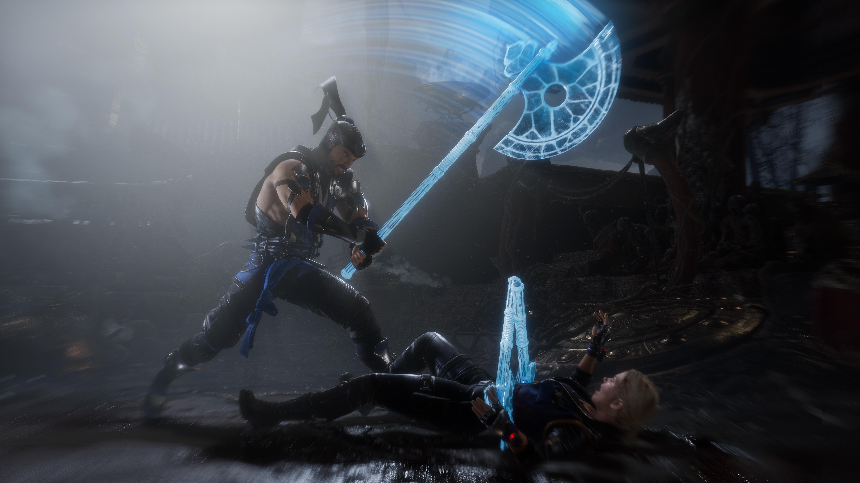 Саб-Зиро vs Соня Блейд - Mortal Kombat 11 6K