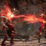 Mortal Kombat 11 Барака vs Райден