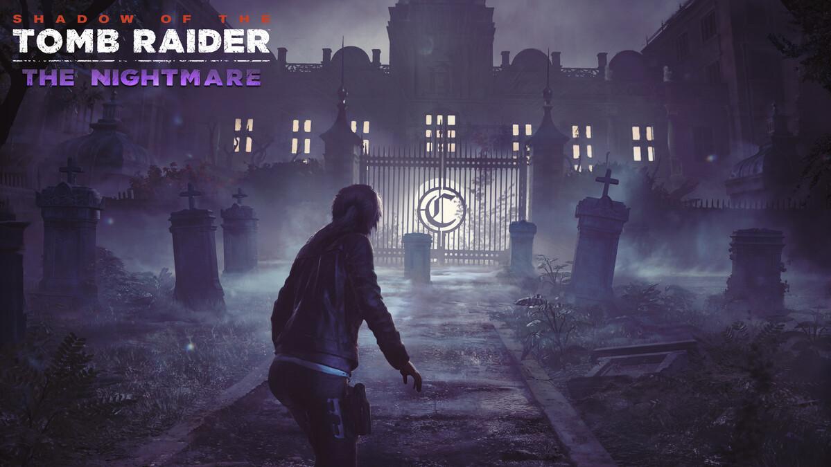 "The Nightmare ""Ночной кошмар"" - Shadow of the Tomb Raider"
