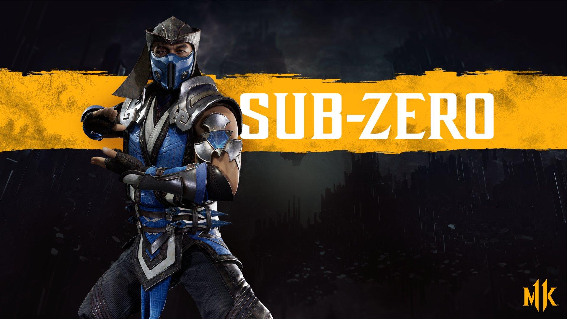 Саб-Зиро - Mortal Kombat 11
