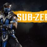 Mortal Kombat 11 Саб-Зиро