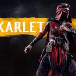 Mortal Kombat 11 Скарлет