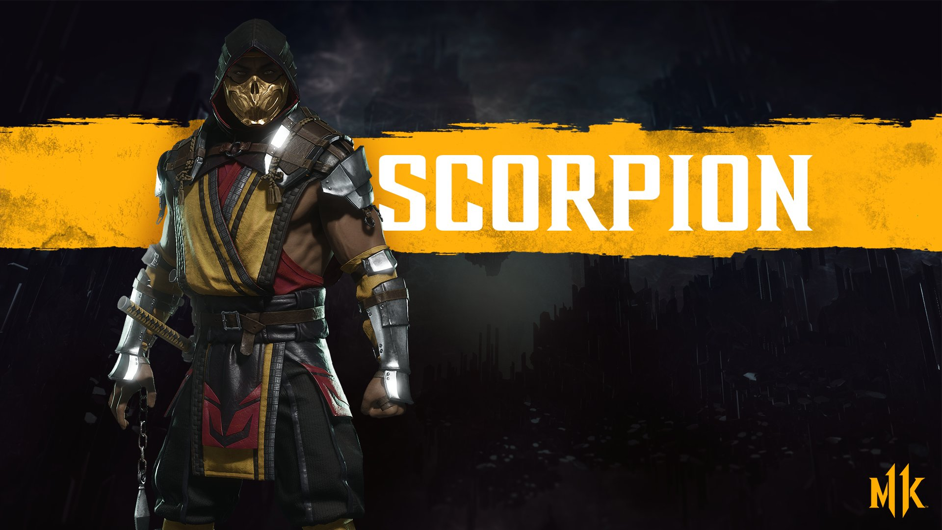 Скорпион - Mortal Kombat 11