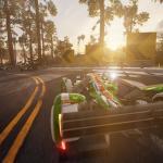 Xenon Racer Геймплей