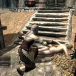 Elder Scrolls 5: Skyrim нпс мародёрят
