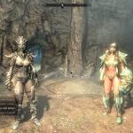 Elder Scrolls 5: Skyrim напарницы 2012