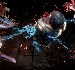 Галерея игры Mortal Kombat 11