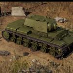 Tank Mechanic Simulator КВ-1