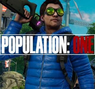 Галерея игры Population: One