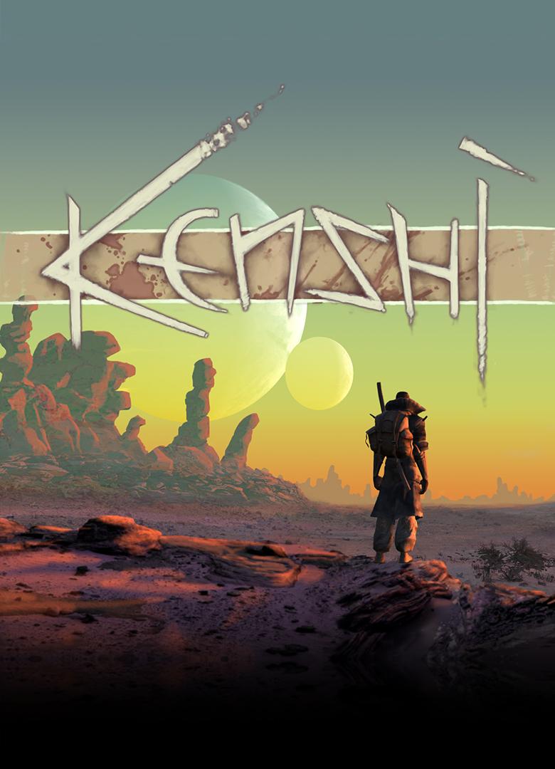 Обложка - Kenshi