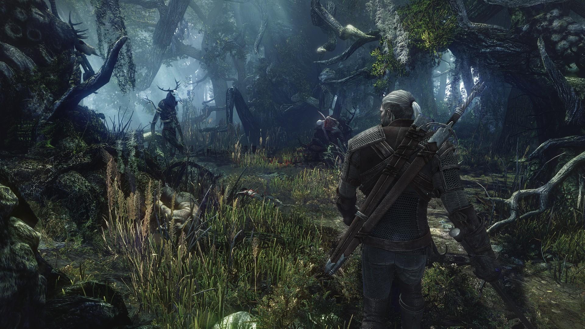 графоний изначальный - Witcher 3: Wild Hunt, the