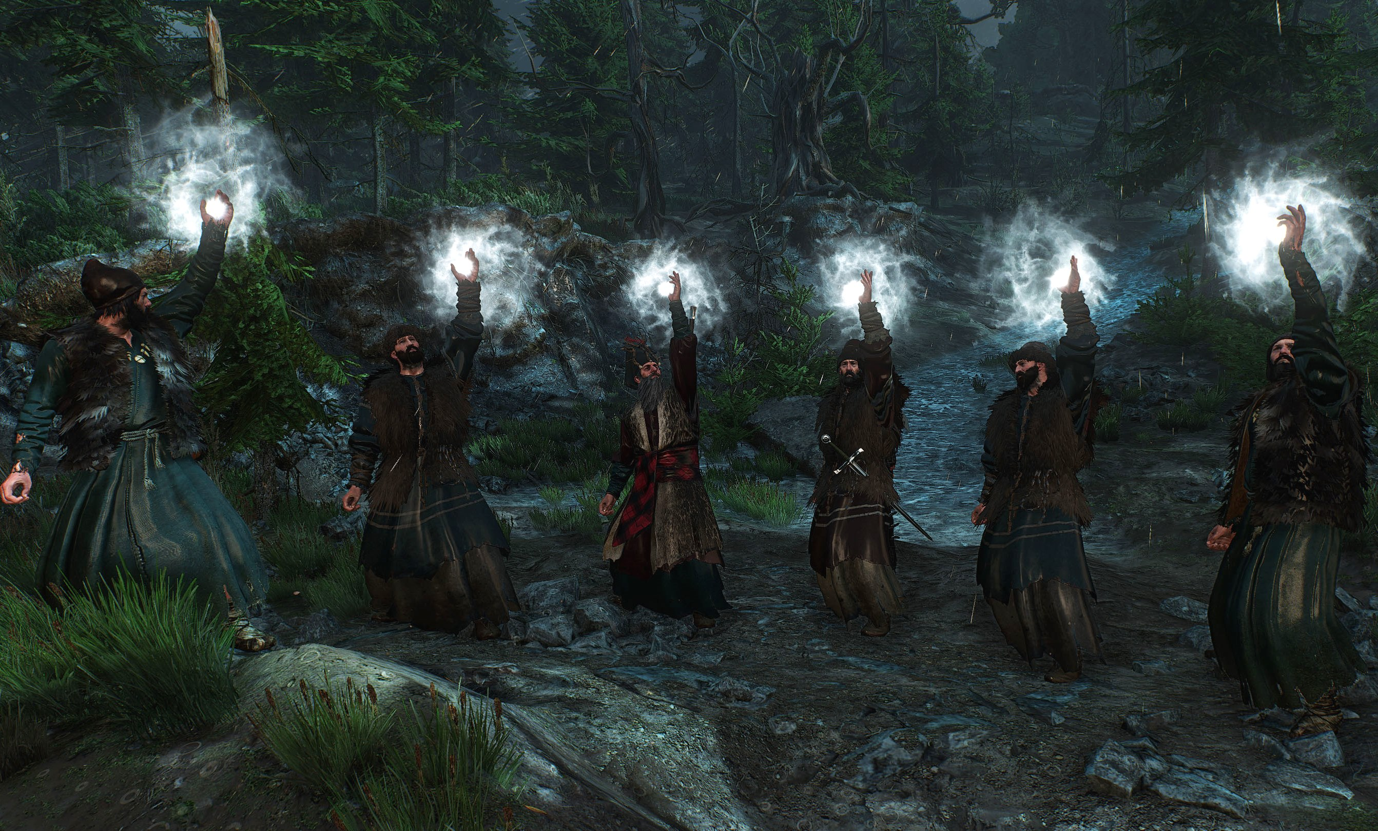 Друиды_скеллиге.jpg - Witcher 3: Wild Hunt, the