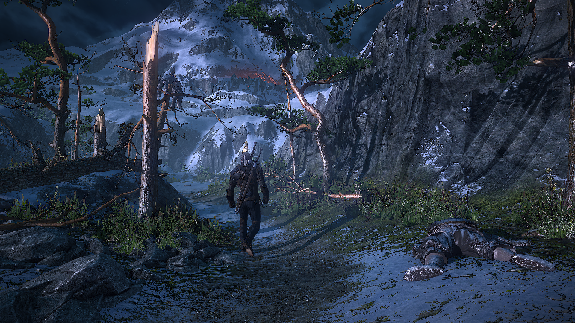 _bmuploads_2013-10-28_6255_the_witcher_3_wild_hunt_forest_path.png - Witcher 3: Wild Hunt, the