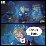 Resident Evil 2 Первый день на новой работе