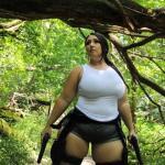 Shadow of the Tomb Raider Лара Крофт - расхитительница холодильников