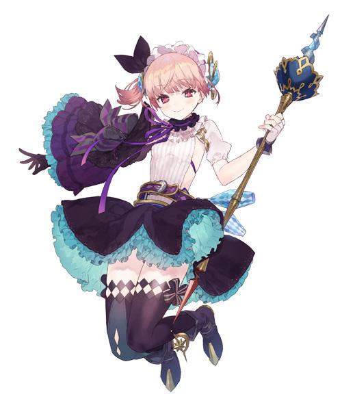 Персонаж - Nelke & the Legendary Alchemists: Atelier of the New World Арт
