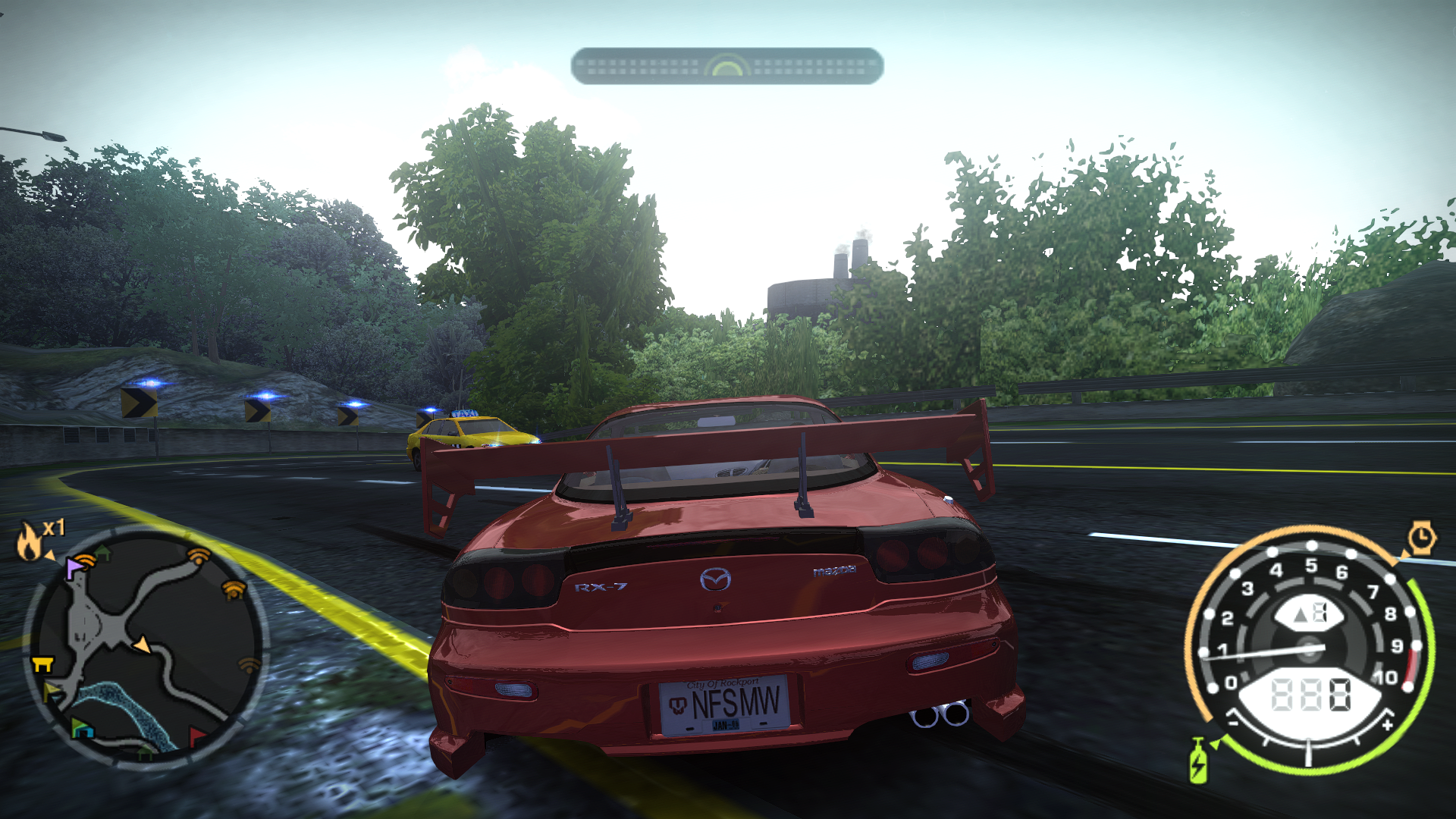 Need for Speed Underground(speed.exe) Screenshot 2019.01.23 - 13.09.49.77.png - Need for Speed: Most Wanted (2005)