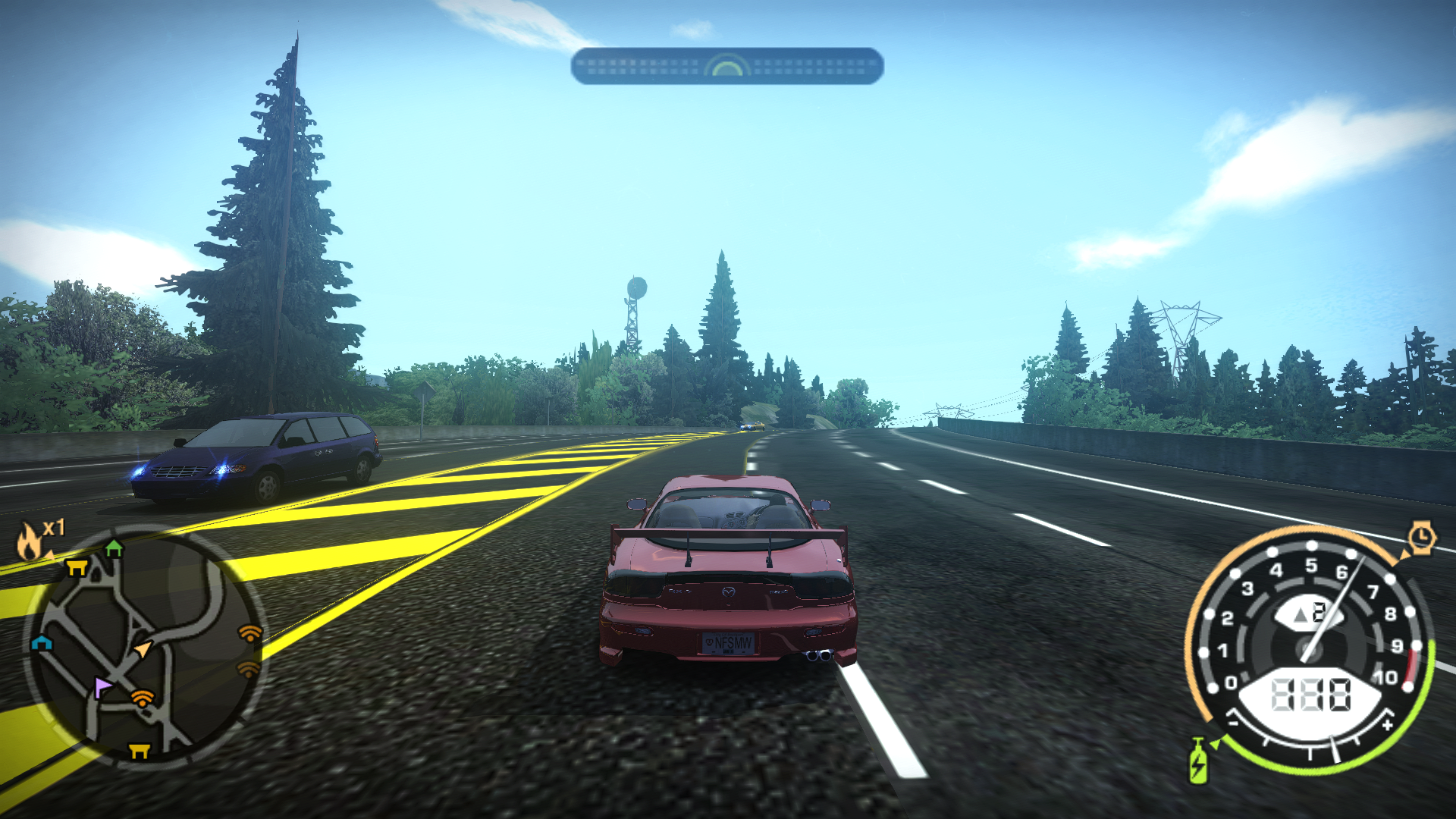 Need for Speed Underground(speed.exe) Screenshot 2019.01.23 - 13.10.28.07.png - Need for Speed: Most Wanted (2005)