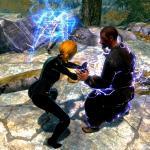 Elder Scrolls 5: Skyrim Битва
