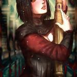 Elder Scrolls 5: Skyrim by Khadija Boulazhar