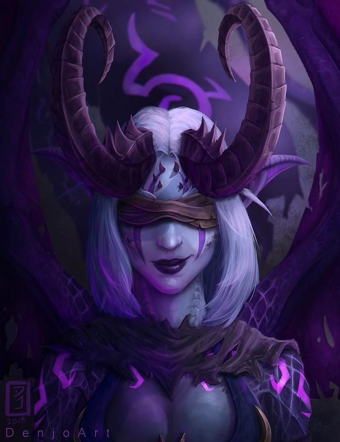 by denjoart - Warcraft 3: Reforged Арт