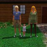 Sims 3 Как Смитсоны отдыхали в субботу
