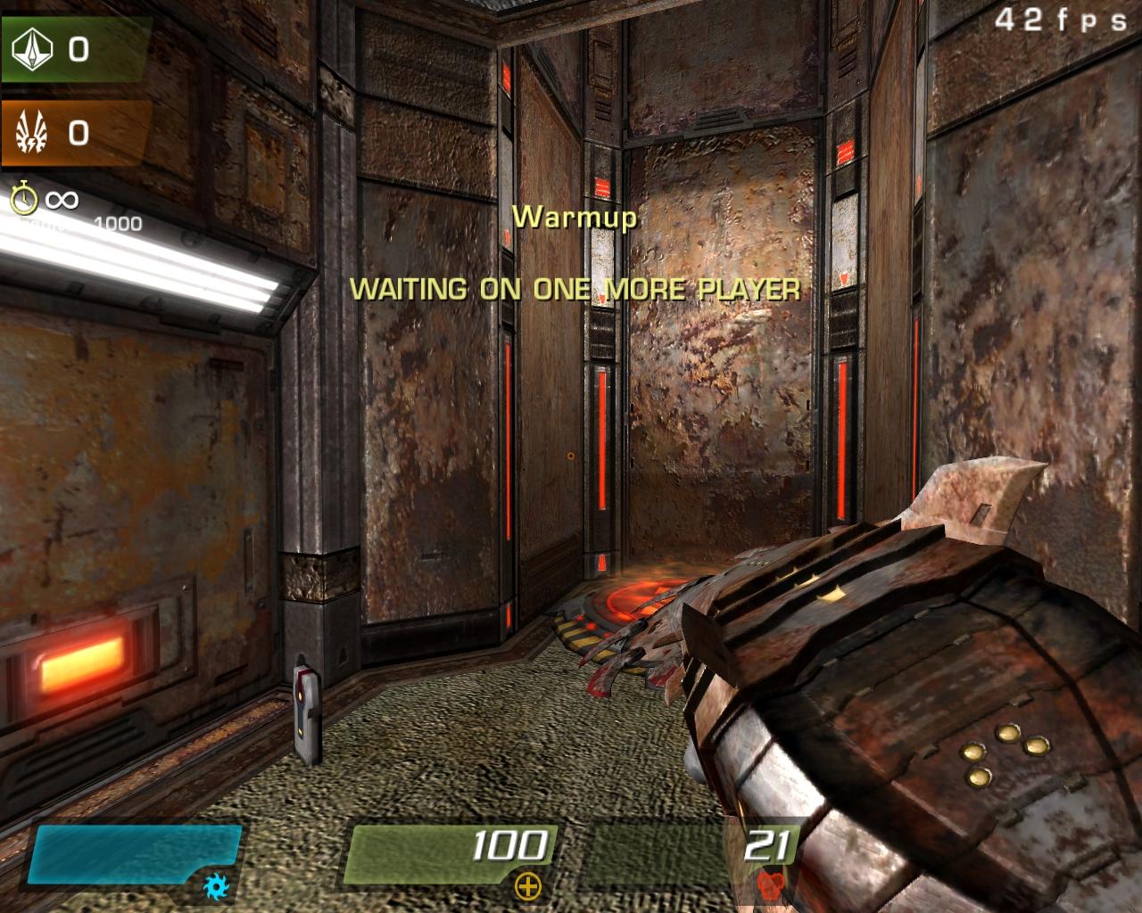перчатка) - Quake 4