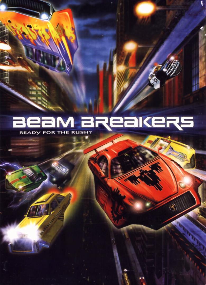 Обложка - Beam Breakers
