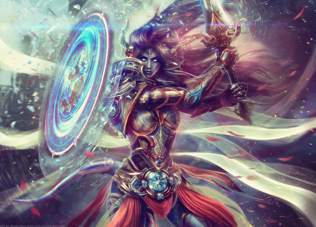 paladin_draenei___world_of_warcraft_by_eddy_shinjuku_dbrlbr8-pre.jpg - World of Warcraft
