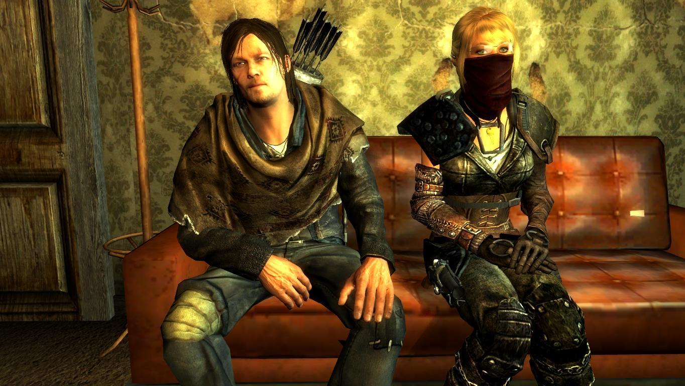 Они стоят друг друга...поверьте мне. - Fallout: New Vegas
