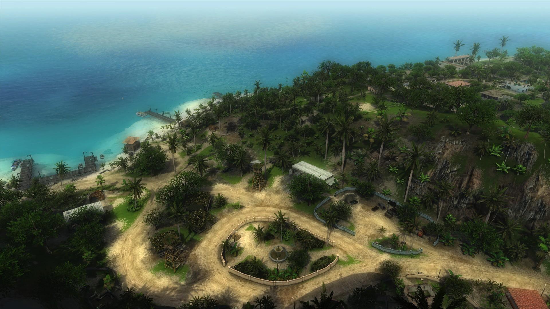 Espada island - White Gold: War in Paradise
