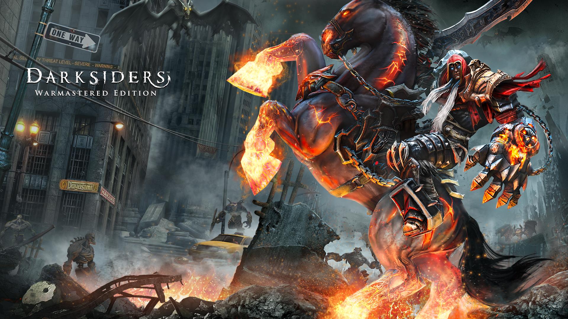 Warmastered Edition - Darksiders