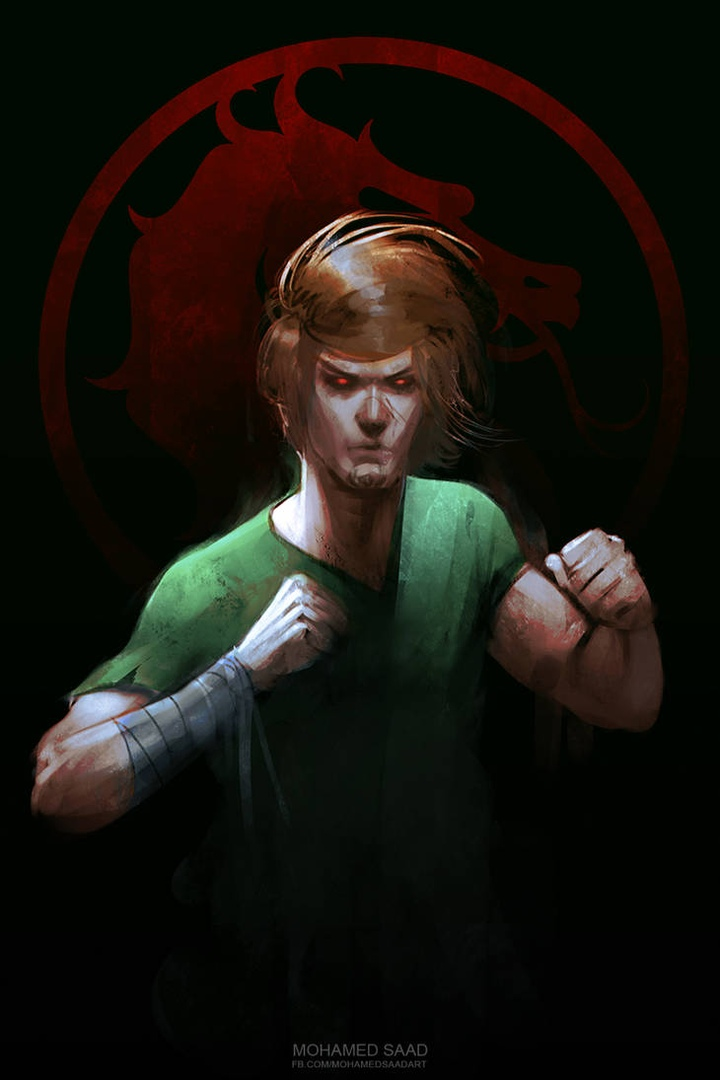 by TheFearMaster - Mortal Kombat 11 Арт