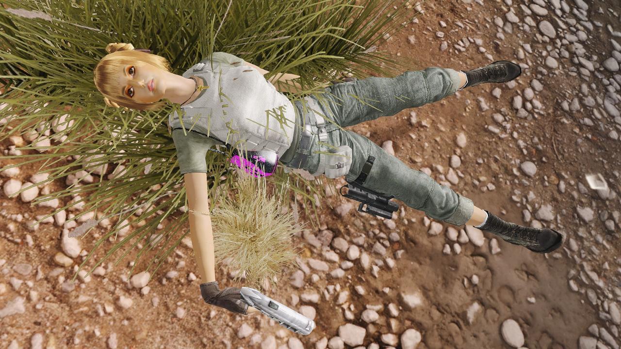 Кто убил Лору Палмер ?? - Fallout: New Vegas