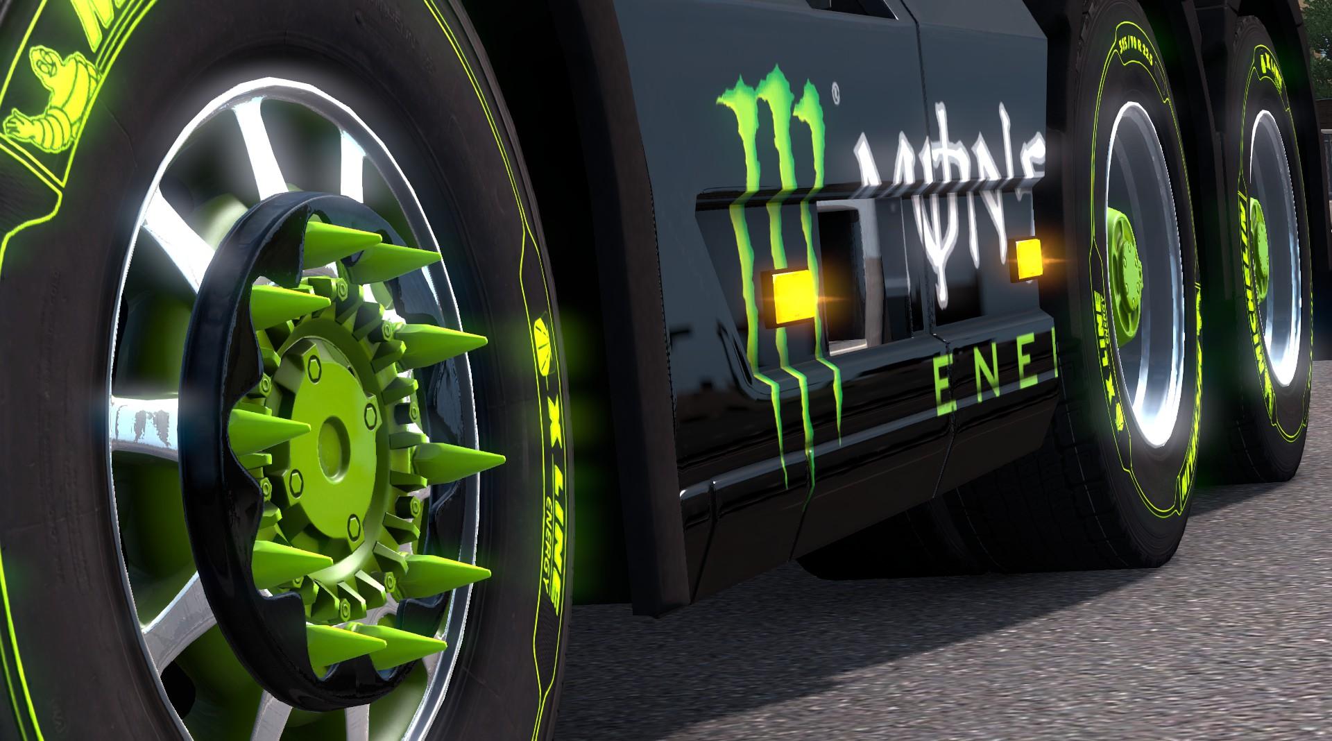 Monster - Euro Truck Simulator 2