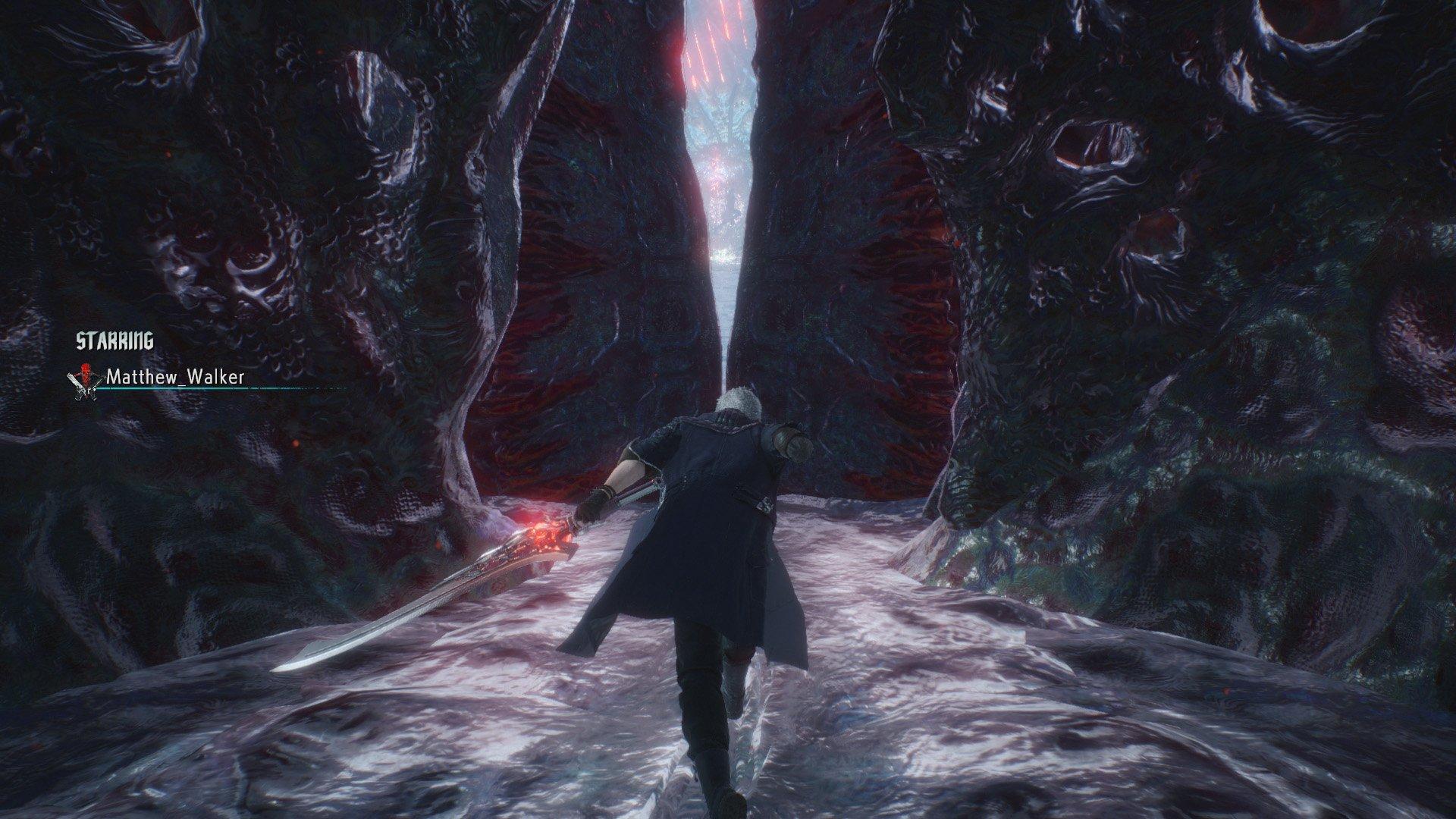 Геймплей - Devil May Cry 5
