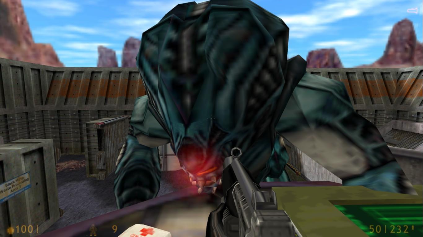 Гордон был обречен на погибель... - Half-Life