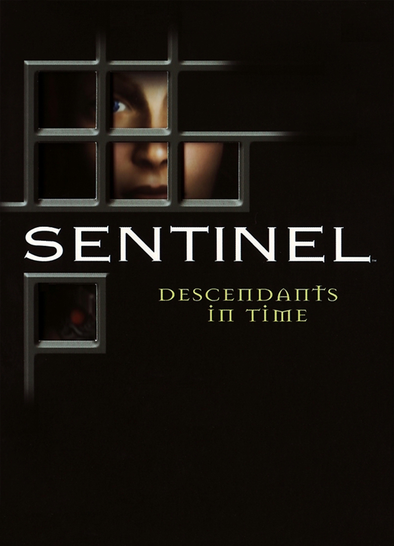 Обложка - Sentinel: Descendants in Time