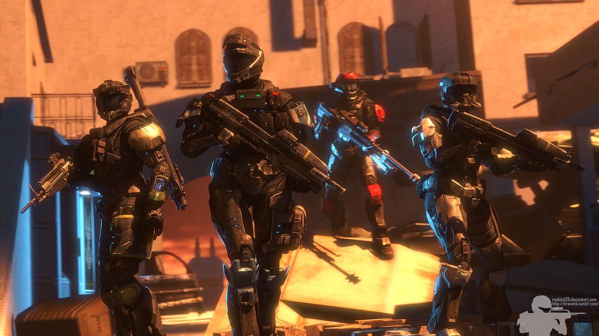 gray_doggo_fireteam_by_rookie425_dcwrwu7-pre.jpg - Halo: Combat Evolved