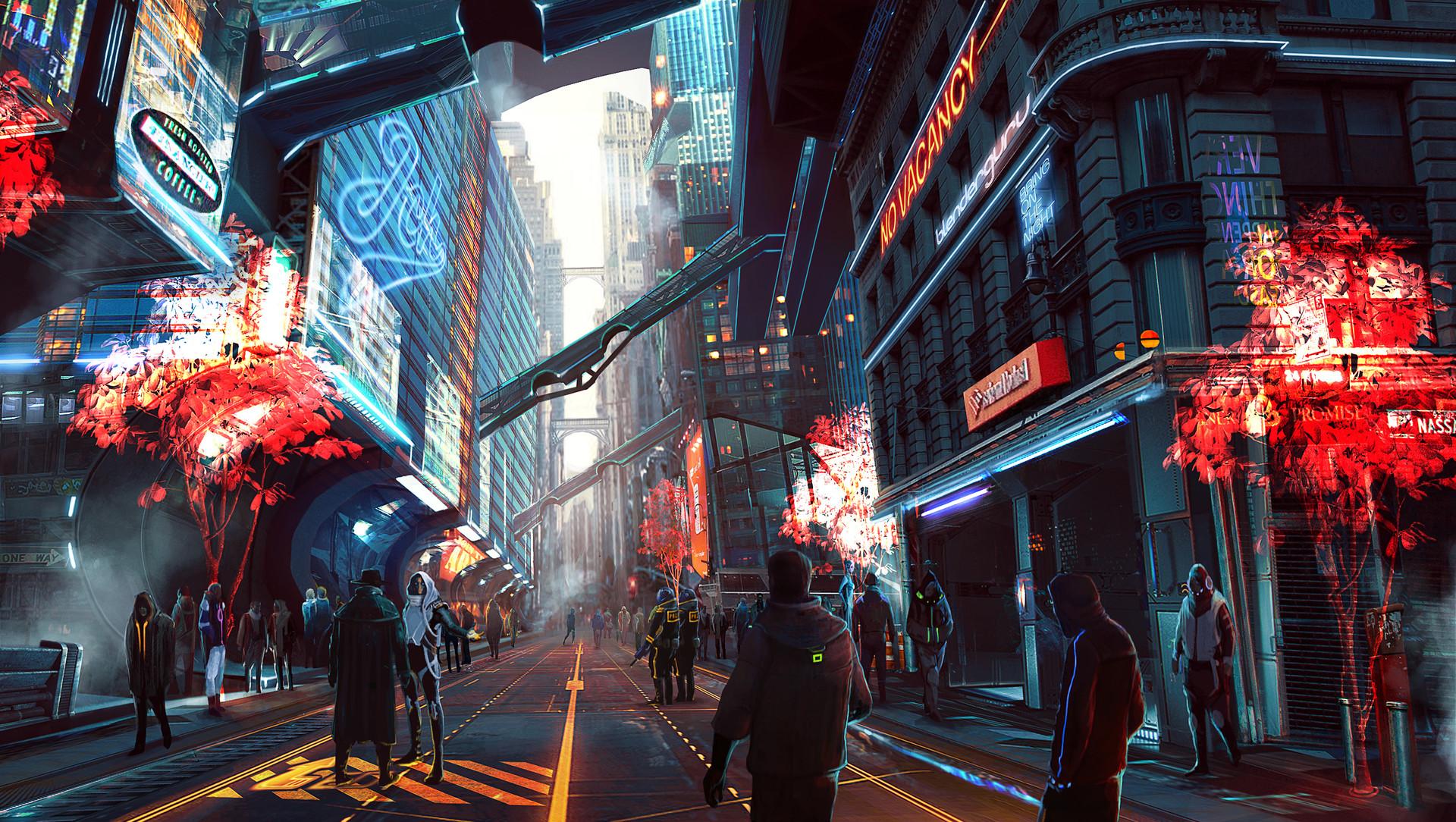 city-alley-sci-fi-cyberpunk-hd-1da433.jpg - Cyberpunk 2077