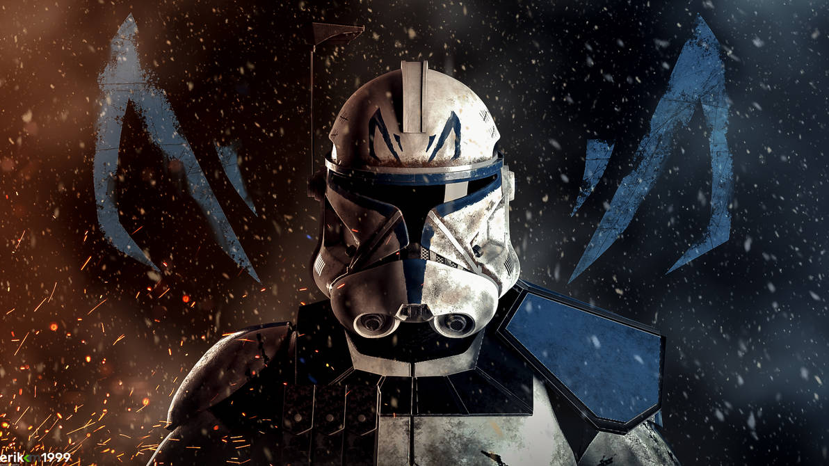 captain_rex_joins_the_battle____by_erik_m1999_dcyj1sf-pre.jpg - Star Wars: Battlefront 2 (2017)