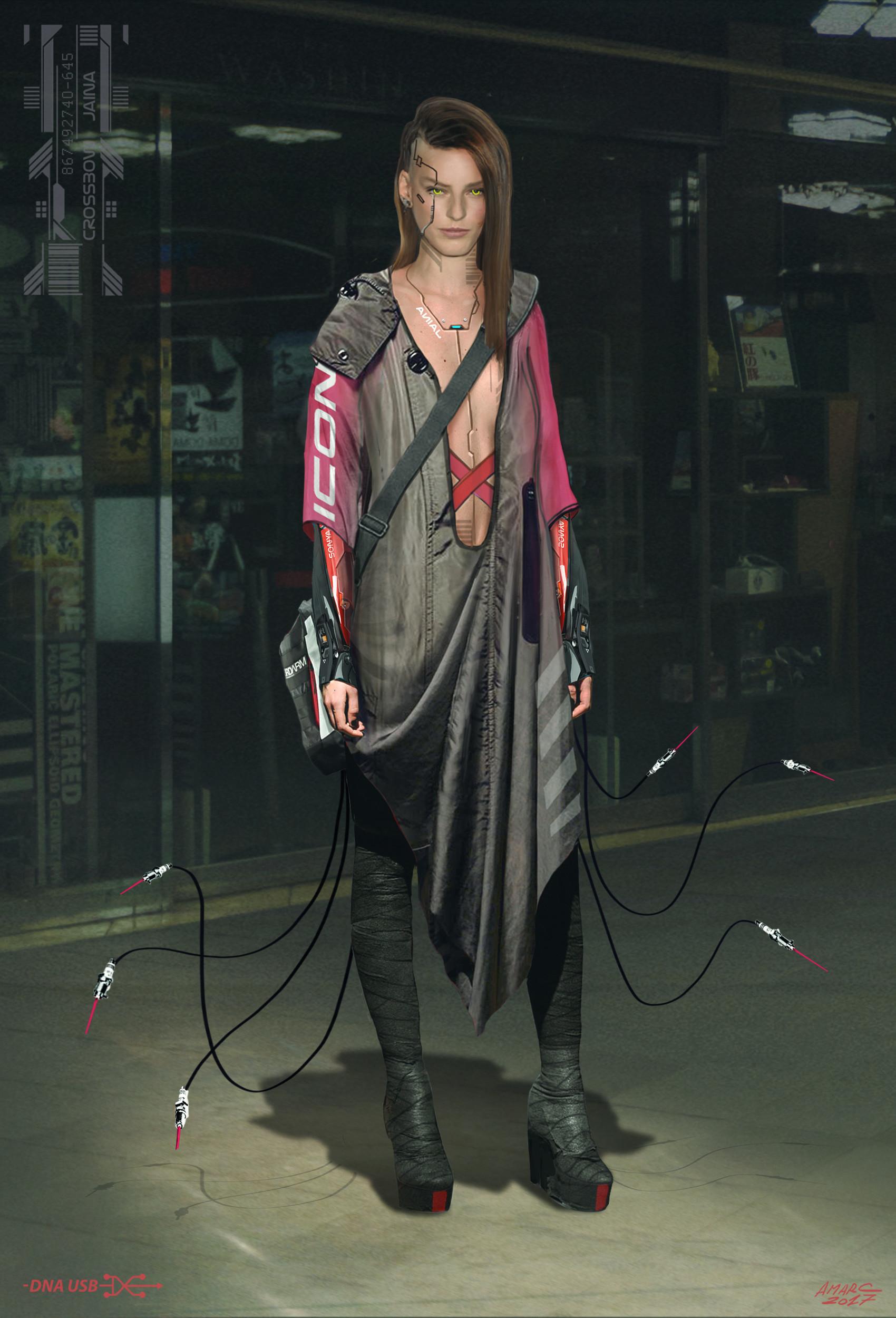 dnahacker - Cyberpunk 2077