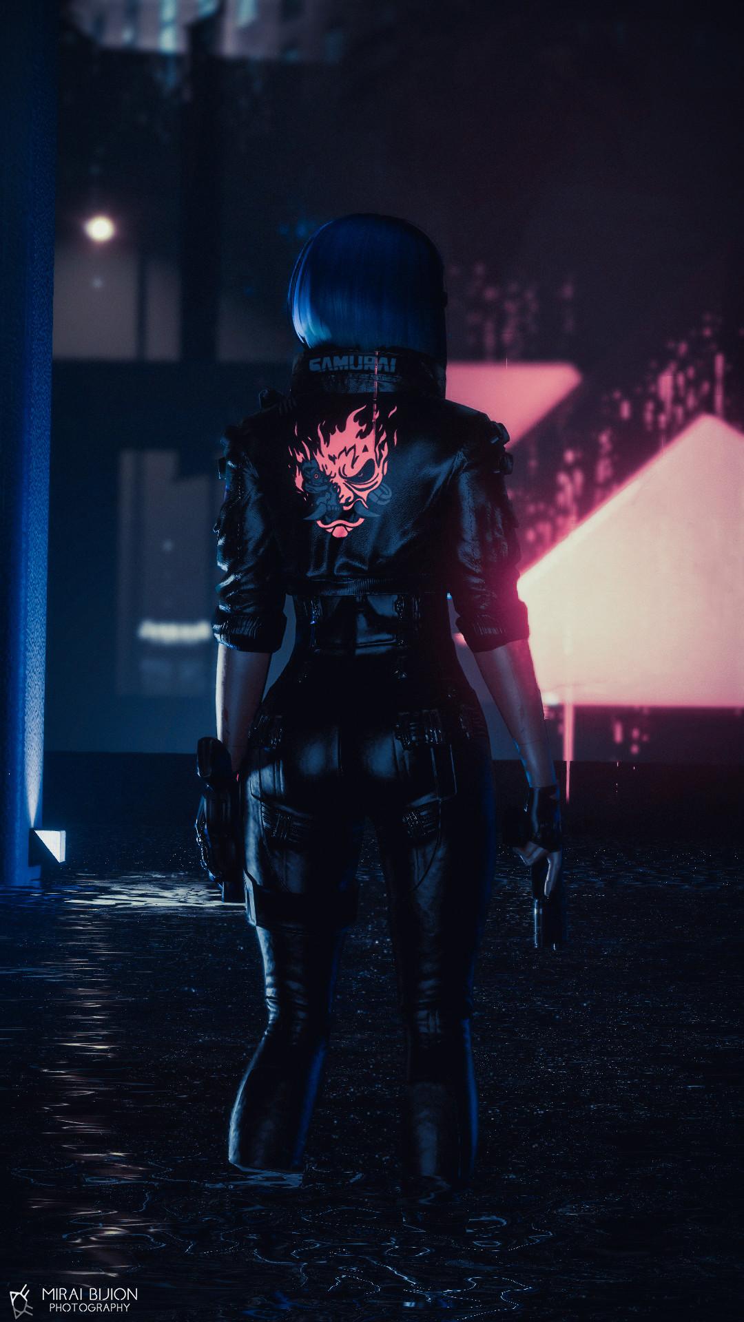 retribution - Cyberpunk 2077