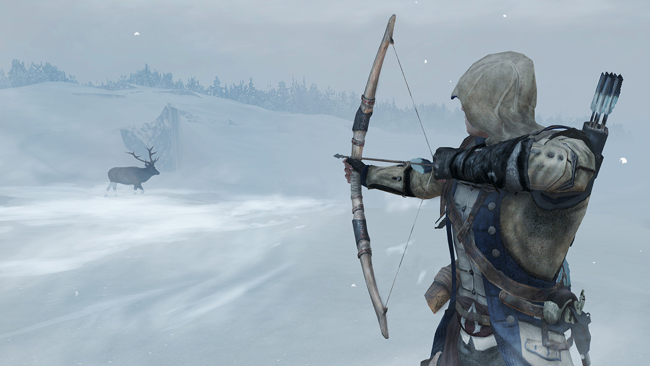 Switch-версия - Assassin's Creed 3
