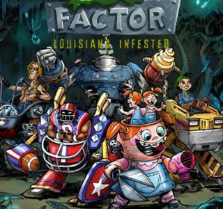 Галерея игры Bug Factor, the